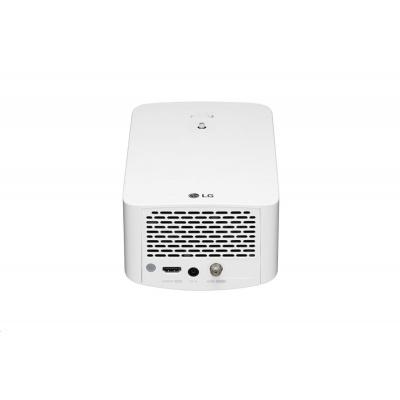 LG projektor HF60LSR - 1920x1080, 1400lm, 150000:1, 2xHDMI, 2xUSB 2.0, RJ45, repro, LED 30.000hodin