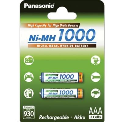 PANASONIC Nabíjecí baterie (High Capacity) BK-4HGAE/2BE  930mAh AAA 1,2V (Blistr 2ks)