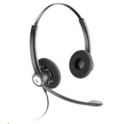 PLANTRONICS náhlavní souprava Entera HW121N, QD, stereo