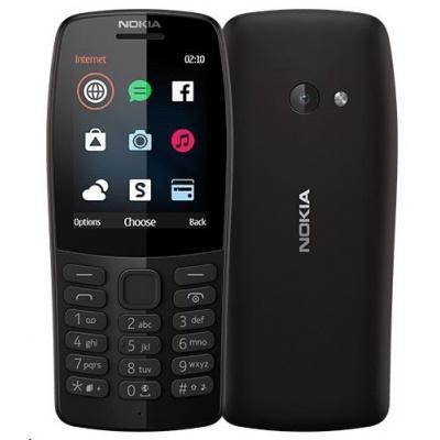 Nokia 210 Dual SIM Black 2019