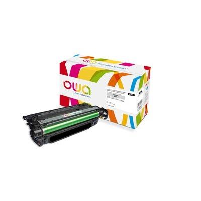 OWA Armor toner pro HP Color Laserjet Ese CM4540, 17000   Stran, CE264X, černá/black