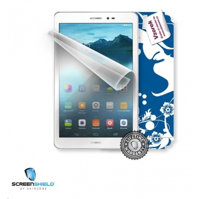Screenshield fólie na displej + voucher (vč. popl. za dopr. k zákaz.) pro HUAWEI MediaPad T1 8.0