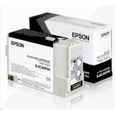 Epson Ink Cartridge (black)