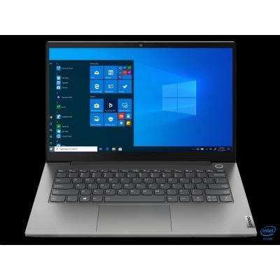 "LENOVO ThinkBook 14 G2-Int. Core i3-1115G4@4.1GHz,14"" FHD IPS,8GB,256SSD,Int. UHD,HDMI,USB-C,cam,backl,W10P,1r cc,šedá"
