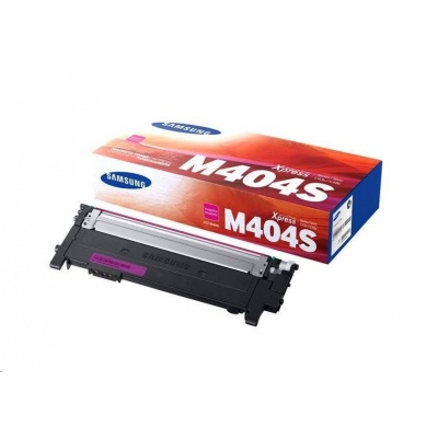 Samsung CLT-M404S Magenta Toner Crtg