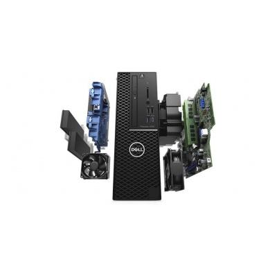 DELL PC Precision T3440 SFF/ i7-10700/ 16GB/ 256GB SSD/ Quadro P620/ W10Pro/ vPro/ 3Y PS on-site
