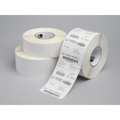 Zebra etiketyZ-Select 1000D, 102x76mm, 2,110 etiket