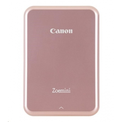 Canon Zoemini kapesní tiskárna - zlatavě růžová - Premium kit