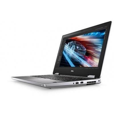 """DELL Precision 7540/i7-9850H/16GB/512GB SSD/15.6"""" FHD/Nvidia Quadro T1000//Win 10 PRO/3Y PS NBD/black"""