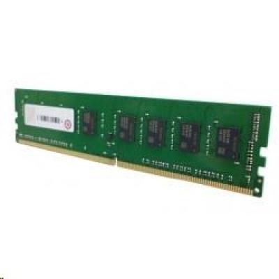 QNAP rozšiřující paměť 8GB DDR4 ECC RAM, 3200MHZ, UDIMM, I0 VERSION