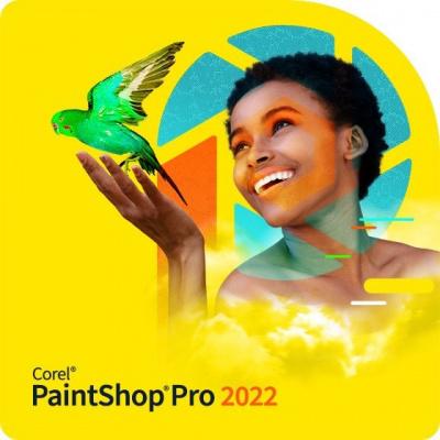 PaintShop Pro 2022 Corporate Edition Upgrade License (501-2500) - Windows EN/DE/FR/NL/IT/ES