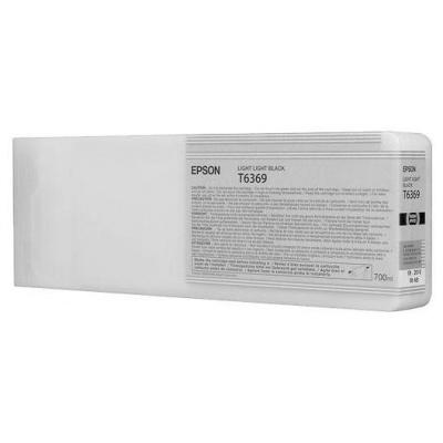 EPSON ink čer Stylus Pro 7900/9900 - light light (700ml)