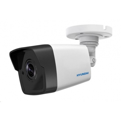 HYUNDAI analog kamera, 5Mpix, 20 sn/s, obj. 2,8mm (85°), HD-TVI, DC12V/PoC, IR 20m, IR-cut, DNR, IP67