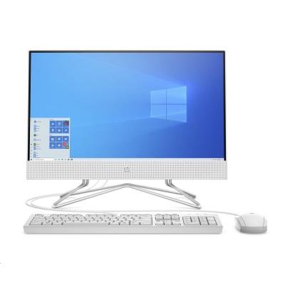 HP 205G4 AiO 21.5NT Ryzen 3-3250U, 4GB, 1TB HDD,SD MCR,WiFi a/b/g/n/ac,DVDRW, usb kláv. a myš, Win10Pro64