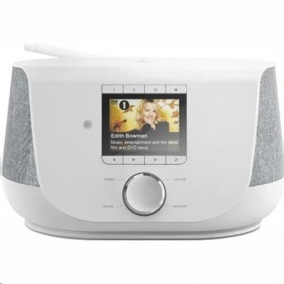 Hama DIR3300SBT Internetové rádio s DAB+ bílé