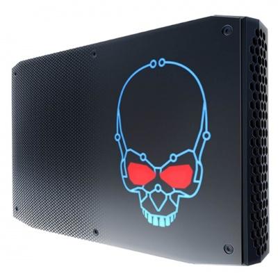 INTEL NUC Kit 8i7HNKQC i7/RadeonGL/Win10/512GB SSD, kompletní PC
