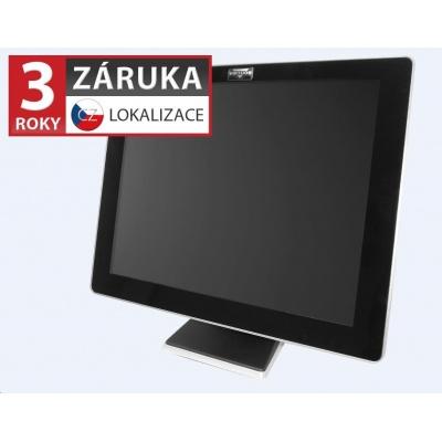 Virtuos 17'' LCD AerMonitor AM-1017, dotykový, rezistívne, USB