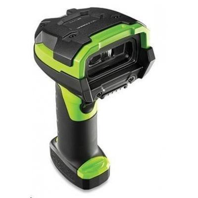 Zebra LI3608-ER, 1D, ER, multi-IF, black, zelená