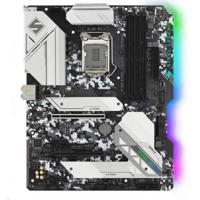 ASRock MB Sc LGA1200 B460 STEEL LEGEND, Intel B460, 4xDDR4, HDMI, DP, VGA