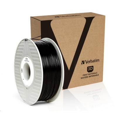 VERBATIM 3D Printer Filament PLA 1.75mm, 335m, 1kg black