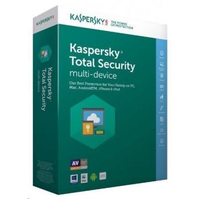 Kaspersky Small Office 20  licencí 3 roky Obnova - elektronicky