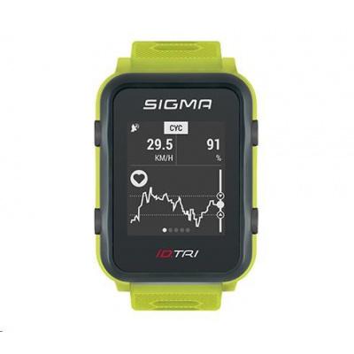 Sigma iD.TRI Set neon mint