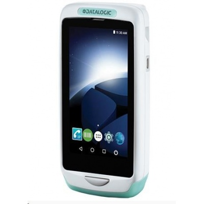 Datalogic Joya Touch A6, HC, 2D, USB, BT, Wi-Fi, NFC, Gun, bílá, zelená, Android