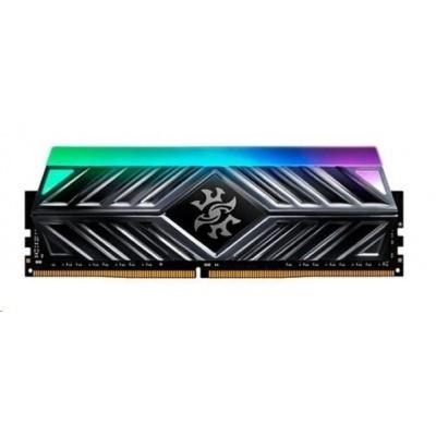 DIMM DDR4 16GB 3200MHz CL16 ADATA SPECTRIX D41 RGB, -BT41 memory, Bulk