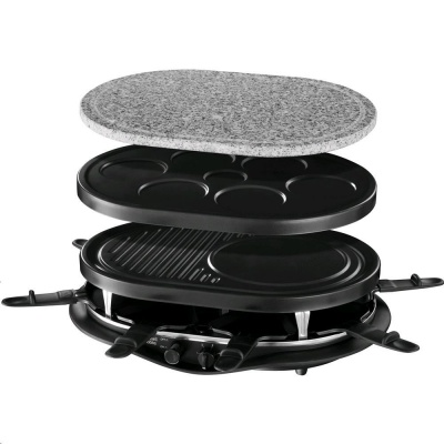 RUSSELL HOBBS 21000 8 Multi Raclette gril