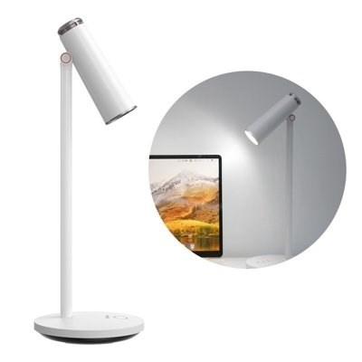 Baseus i-wok Series Charging Office Reading Desk Lamp (Spotlight) White