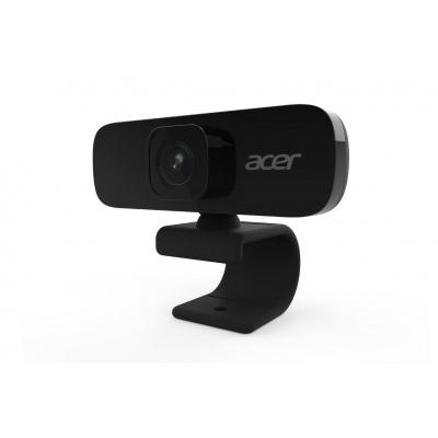 ACER webcam ACR010 - QHD 2560x1440, snímač OV5648 5MPx, úhel 70°, F=2.8, automatický zoom