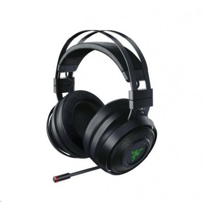 RAZER Nari, Wireless Gaming Headset, bezdrátová sluchátka