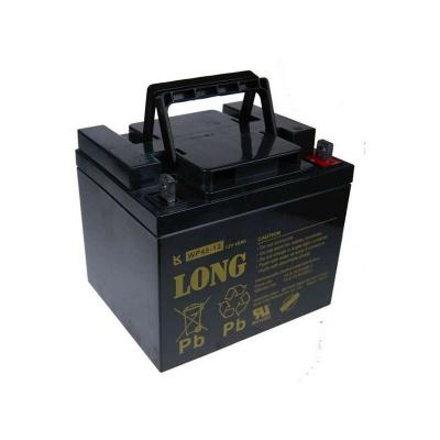 Long 12V 45Ah olověný akumulátor F4