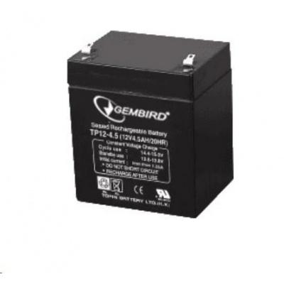 GEMBIRD ENERGENIE Baterie do záložního zdroje, 12V, 5AH