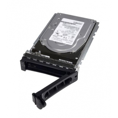 DELL 2.4TB 10K RPM SAS 12Gbps 512e 2.5in Hot-plug Hard Drive 3.5in HYB CARR CK
