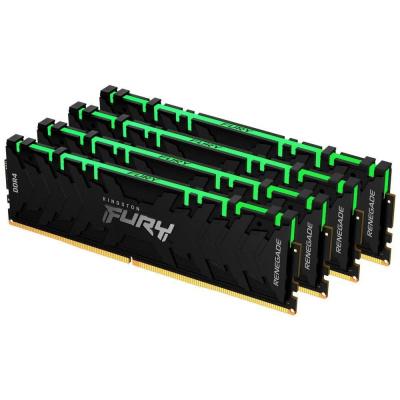 KINGSTON FURYRenegade 32GB3600MHz DDR4 CL16DIMM (Kit of4)RGB