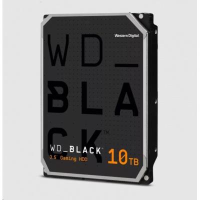 WD BLACK WD101FZBX 10TB SATAIII/600 256MB cache 7200 ot., CMR