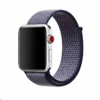 eses nylonový řemínek 42mm modrý pro apple watch
