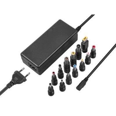 AVACOM QuickTIP 90W - univerzální adaptér pro notebooky + 13 konektorů