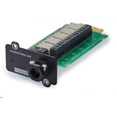 Eaton Komunikační karta - MS Industrial relay (pro 5P, 5PX, 5SC, 9PX, 9SX, 9E, 93PM, 93E)