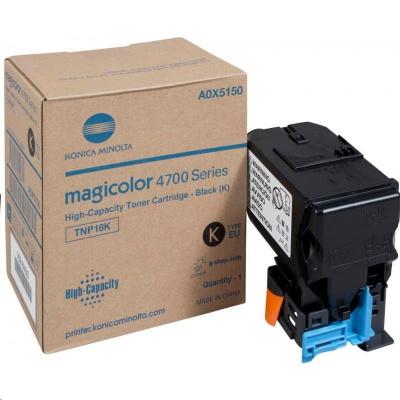 Minolta Toner TNP-18K toner černý (6k) do MC4750