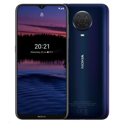 Nokia G20, Dual SIM, 4/64 GB, LTE, modrá