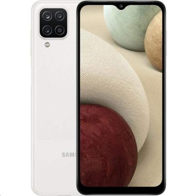 Samsung Galaxy A12 (A125), 128 GB, bílá