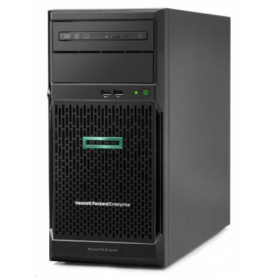 HPE PL ML30G10 E-2224 (3.4G/4C/8M/2666) 16G S100i 8SFF HP M2 500W1/2 fan+baffle NBD311