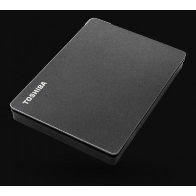 "TOSHIBA HDD CANVIO GAMING 4TB, 2,5"", USB 3.2 Gen 1, černá / black"