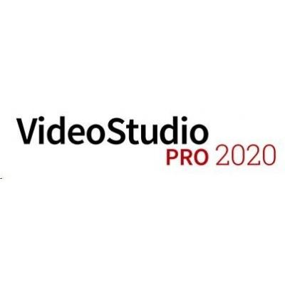 VideoStudio 2020 Pro License Media Pack EN/FR/DE/IT/NL