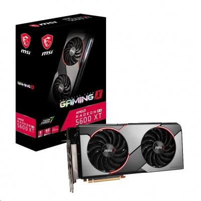MSI VGA AMD Radeon™ RX 5600 XT GAMING X, 6GB GDDR6, 1xHDMI, 3xDP