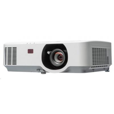 NEC Projektor 3LCD P554U WUXGA,1920x1200,5300 ANSI,20000:1,8000 hod,HDMI,D-sub, RCA,RJ45