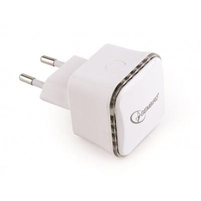 GEMBIRD Wifi repeater WNP-RP300-02 300 Mbps, bílý