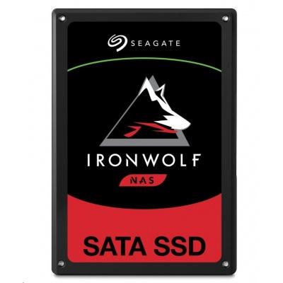 """SEAGATE SSD 480GB IronWolf 110, 2,5"""", SATA (R:560/W:535 MB/s)"""